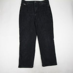 Vintage Lee Faded Mom Jeans Relaxed Straight Leg